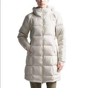 NWT Women's Northface Acropolis Jacket XL White
